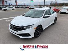2019_Honda_Civic Sedan_Sport Manual_ Clarksville TN