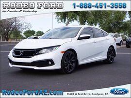 2019_Honda_Civic Sedan_Sport_ Phoenix AZ