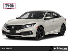 2019_Honda_Civic Sedan_Sport_ Roseville CA
