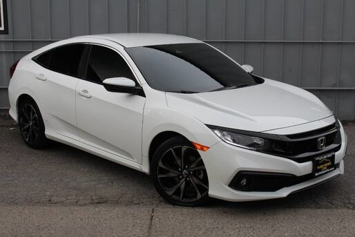2019_Honda_Civic Sedan_Sport_ San Rafael CA