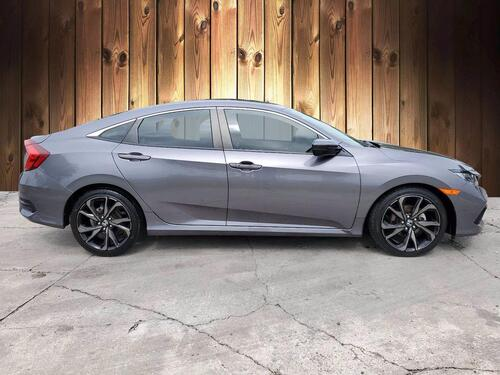 2019 Honda Civic Sedan Sport Tampa FL