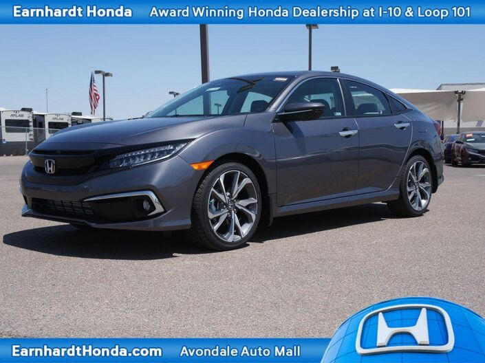 2019 Honda Civic Sedan Touring CVT Avondale AZ