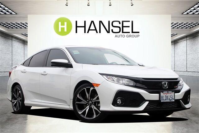 2019 Honda Civic Si Santa Rosa CA
