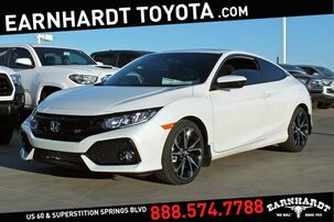 2019_Honda_Civic Si Coupe_*1-OWNER, LOW MILES!*_ Phoenix AZ