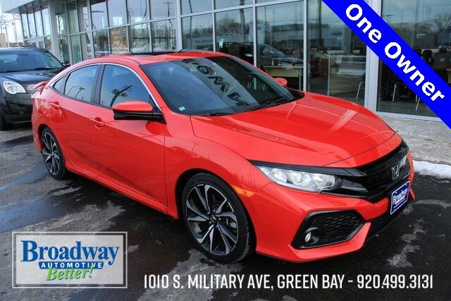 2019 Honda Civic Si Green Bay WI