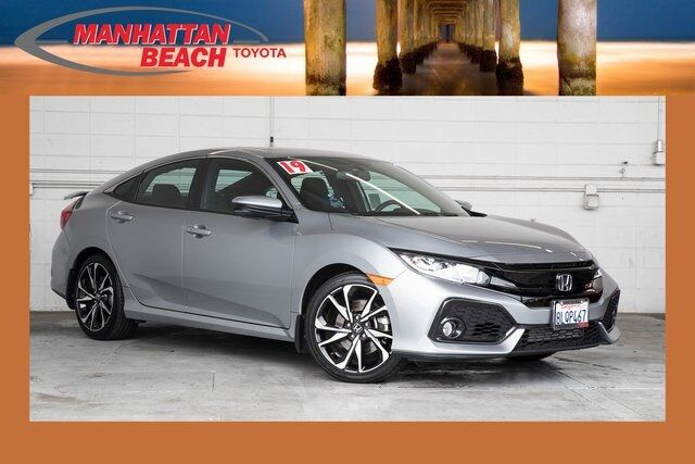 2019 Honda Civic Si Manhattan Beach CA