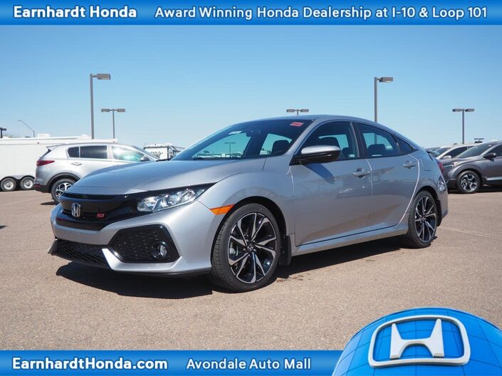 2019 Honda Civic Si Sedan  Avondale AZ