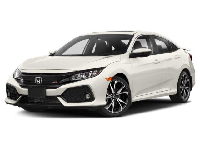 2019 Honda Civic Si Sedan Si MT Green Bay WI