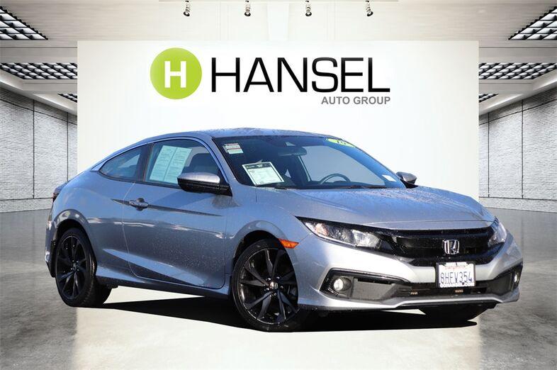 2019 Honda Civic Sport Santa Rosa CA