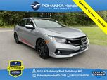 2019 Honda Civic Sport ** Pohanka Certified 10 Year / 100,000 **
