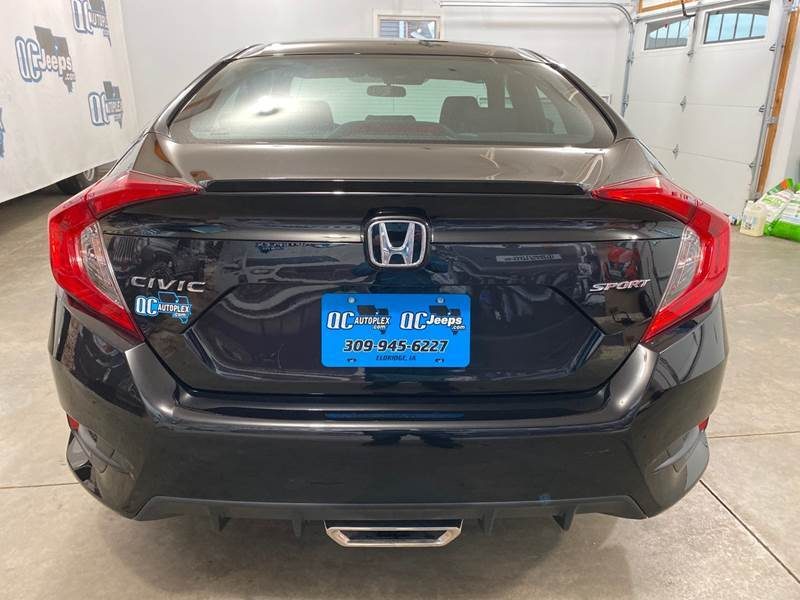 2019 Honda Civic Sport 4dr Sedan CVT Eldridge IA