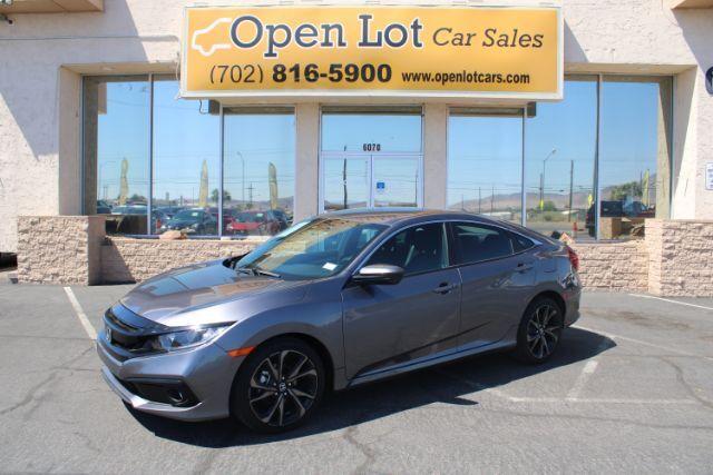 2019 Honda Civic Sport CVT Las Vegas NV