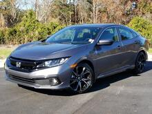 2019_Honda_Civic_Sport CVT_ Raleigh NC