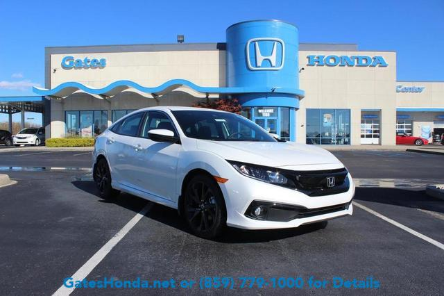 2019 Honda Civic Sport CVT Lexington KY
