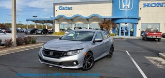2019_Honda_Civic_Sport CVT_ Richmond KY
