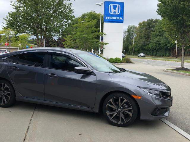 2019 Honda Civic Sport CVT Dartmouth MA
