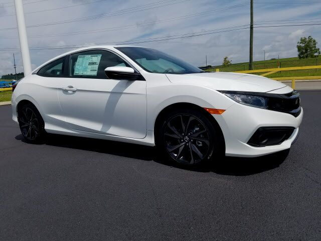 2019 Honda Civic Sport Chattanooga TN