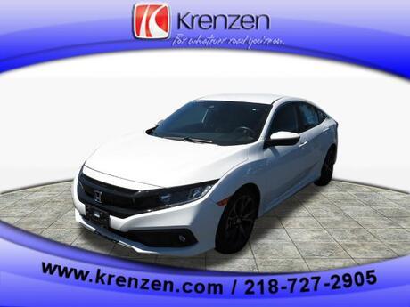 2019 Honda Civic Sport Duluth MN