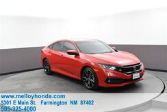 2019_Honda_Civic_Sport_ Farmington NM