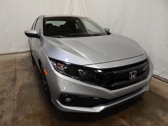2019 Honda Civic Sport Holland MI