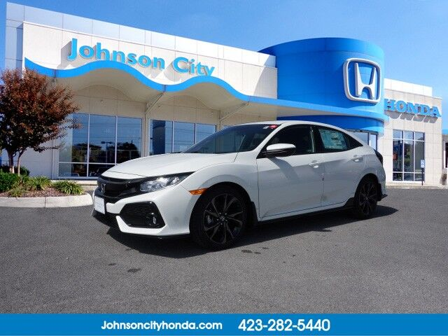 2019 Honda Civic Sport Johnson City TN