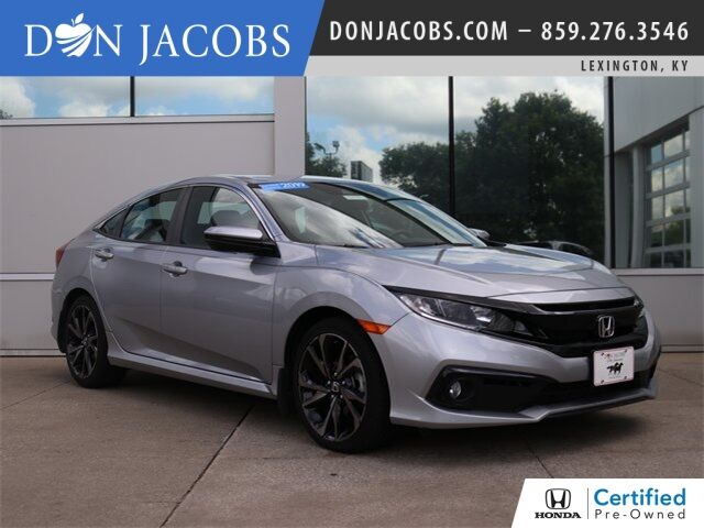 2019 Honda Civic Sport Lexington KY