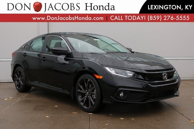 2019 Honda Civic Sport Lexington KY