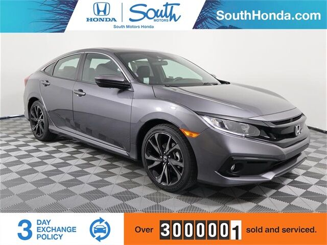 2019 Honda Civic Sport Miami FL