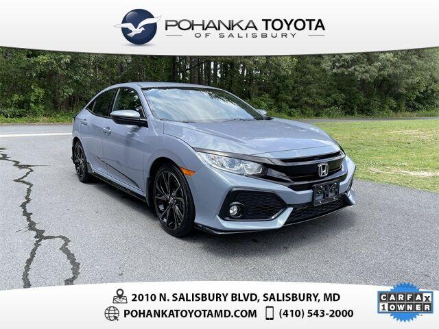 2019 Honda Civic Sport Salisbury MD