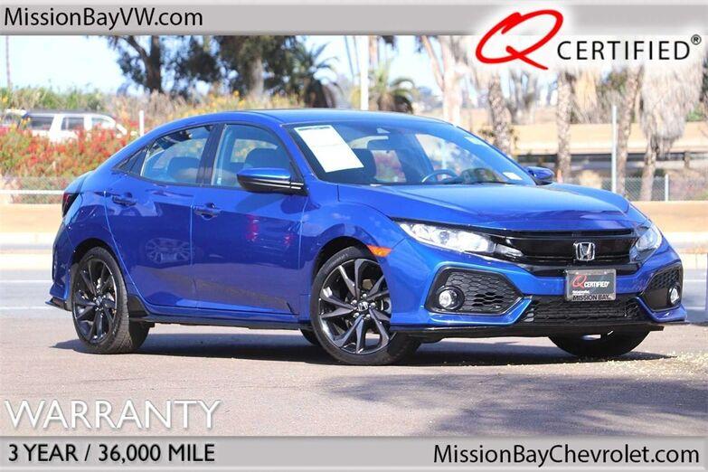 2019 Honda Civic Sport San Diego CA