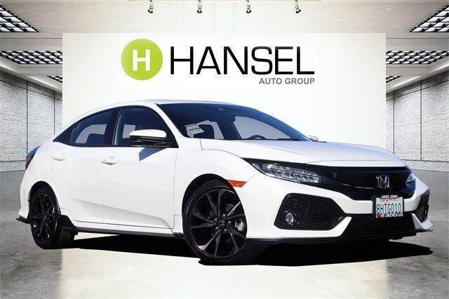 2019 Honda Civic Sport Touring Santa Rosa CA