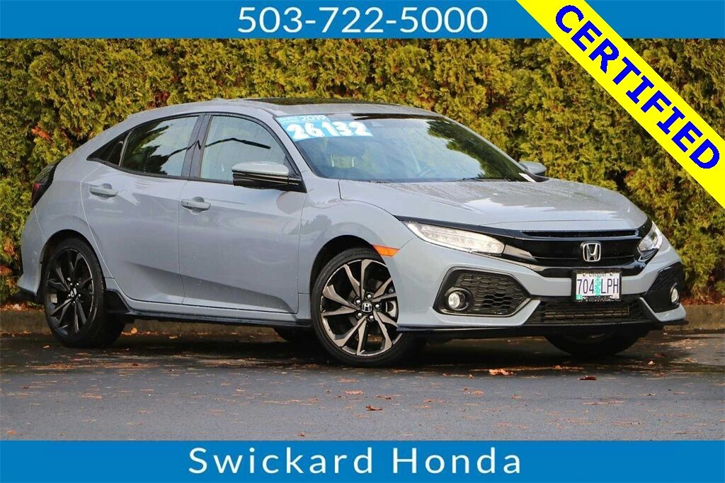 2019 Honda Civic Sport Touring Gladstone OR