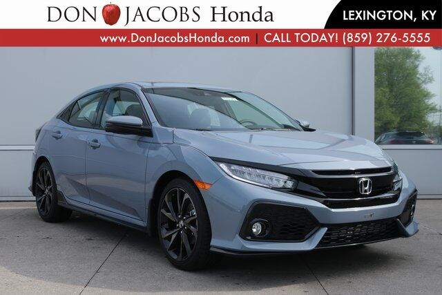 2019 Honda Civic Sport Touring Lexington KY