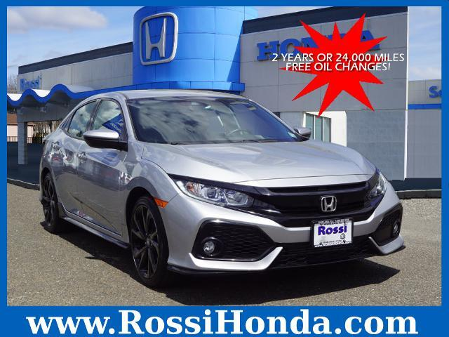 2019 Honda Civic Sport Vineland NJ