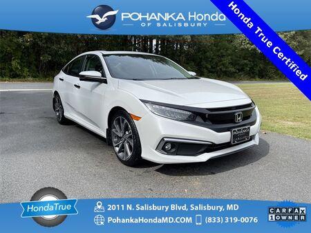 2019_Honda_Civic_Touring ** Honda True Certified 7 Year / 100,000  **_ Salisbury MD