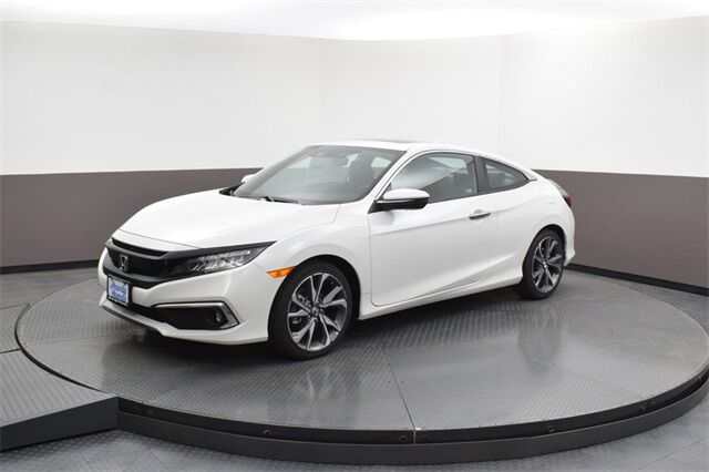 2019_Honda_Civic_Touring_ Austin TX