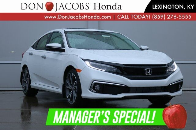 2019 Honda Civic Touring Lexington KY