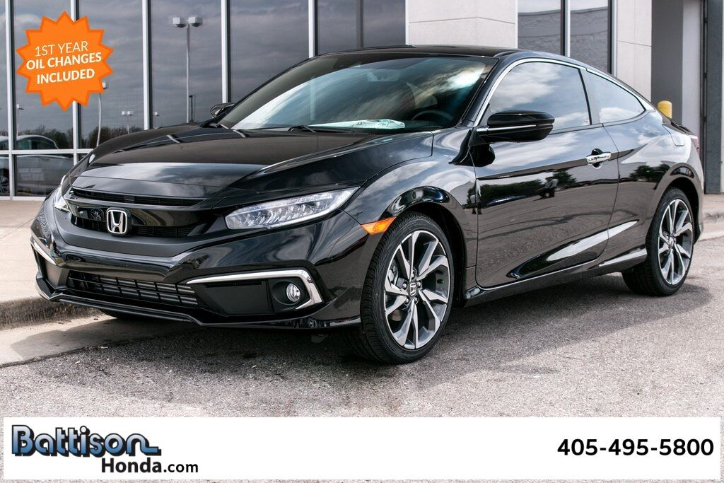 2019_Honda_Civic_Touring_ Oklahoma City OK