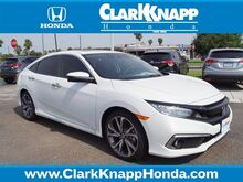2019_Honda_Civic_Touring_ Pharr TX