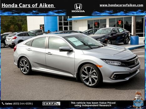 2019_Honda_Civic_Touring_ Aiken SC