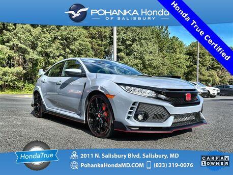 2019_Honda_Civic Type R_Touring Navi ** Honda True Certified 7 Year / 100,000  **_ Salisbury MD