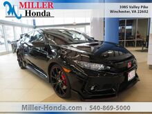 2019_Honda_Civic Type R_Touring_ Martinsburg