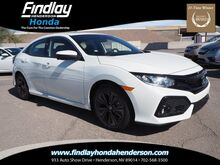 2019_Honda_Civic hatchback_EX_ Henderson NV