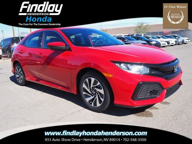 2019 Honda Civic hatchback LX Henderson NV