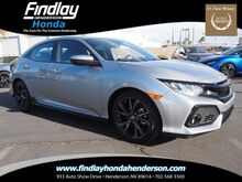 2019_Honda_Civic hatchback_SPORT_ Henderson NV