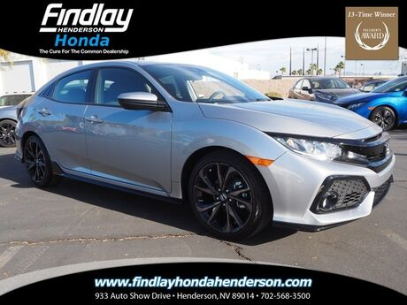 2019 Honda Civic hatchback SPORT Henderson NV