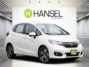 2019_Honda_Fit_EX_ Santa Rosa CA