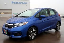 2019_Honda_Fit_EX_ Wichita Falls TX