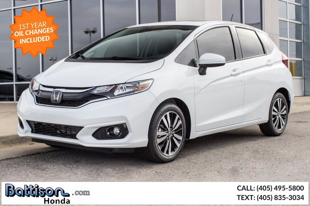 2019_Honda_Fit_EX-L_ Oklahoma City OK