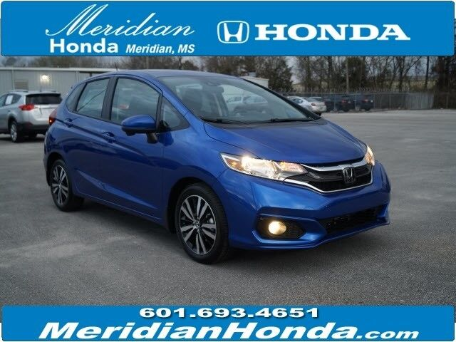 2019 Honda Fit EX Meridian MS